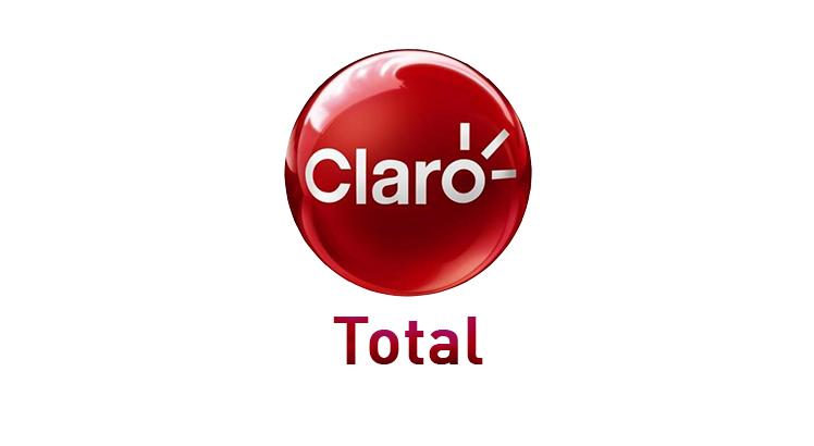 Logo Claro Total Help Consult