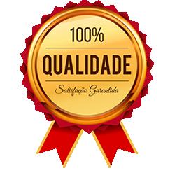 Selo 100% de Qualidade Help Consult